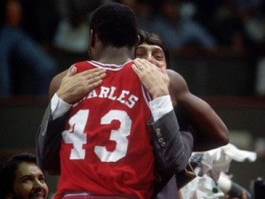Rest in Peace Jimmy V and Lorenzo Charles...your legacy continues...